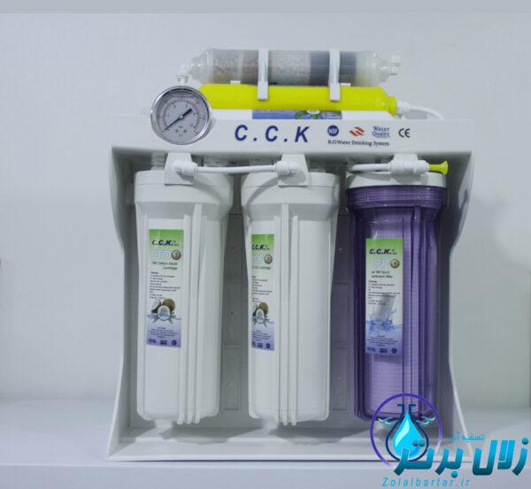 دستگاه خانگی 6 مرحله c.c.k