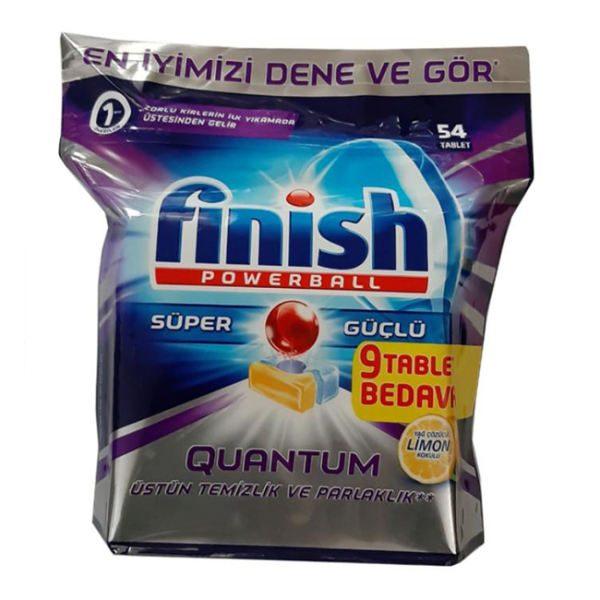 قرص ماشین ظرفشویی فینیش ۵۴ عددی