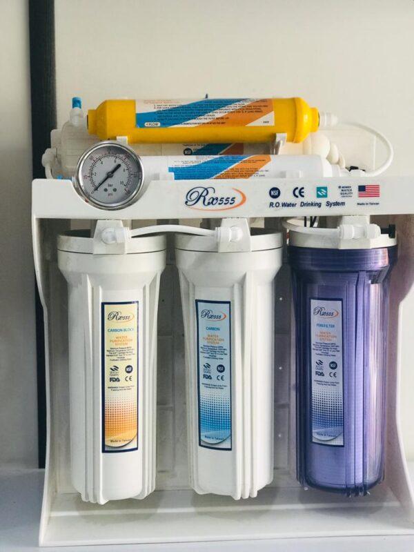 دستگاه تصفیه آب rx