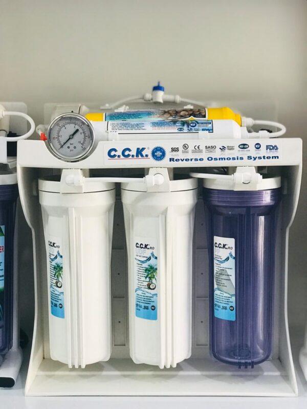 دستگاه تصفیه آب خانگی c.c.k