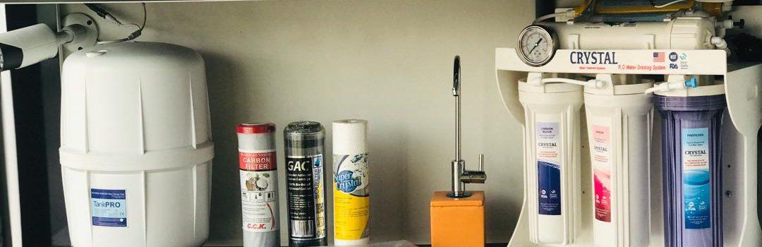 کارایی دستگاه تصفیه آب خانگی